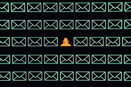 10 sposobów narozpoznanie fałszywego e-maila