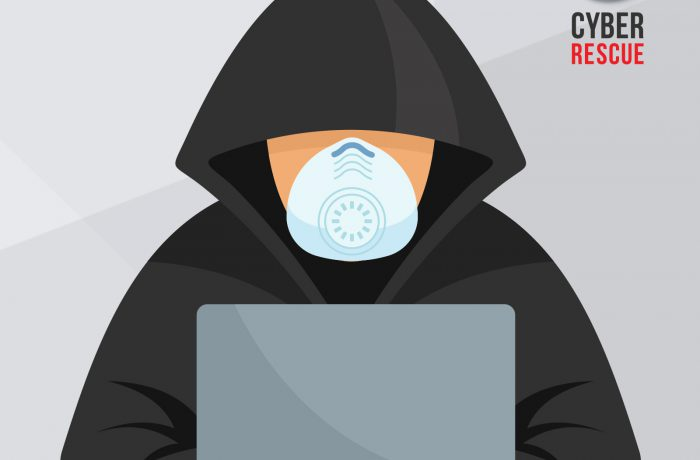 Koronawirus iinternetowi oszuści – jak się chronić?