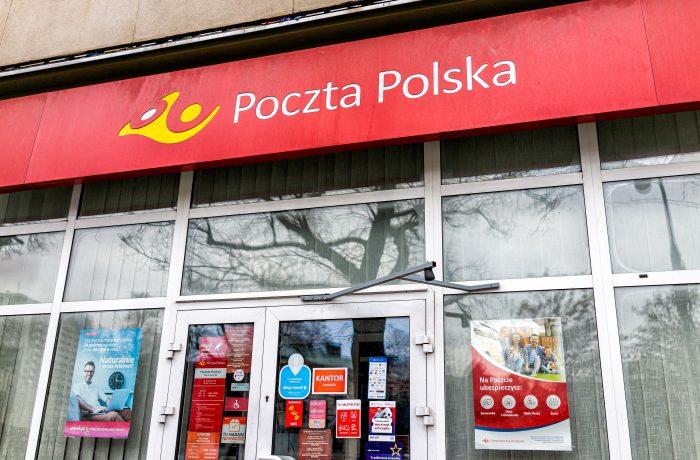 Poczta Polska prosi oprzesłanie wrażliwych danych osobowych