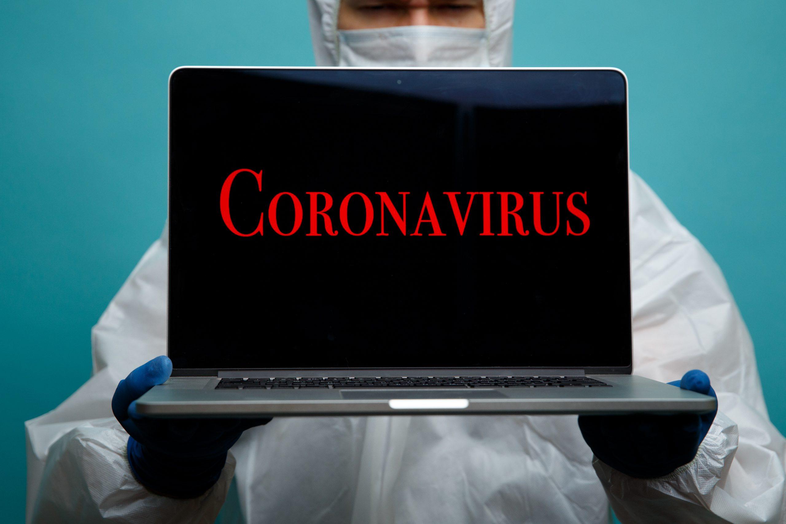 Koronawirus iplaga cyberzagrożeń