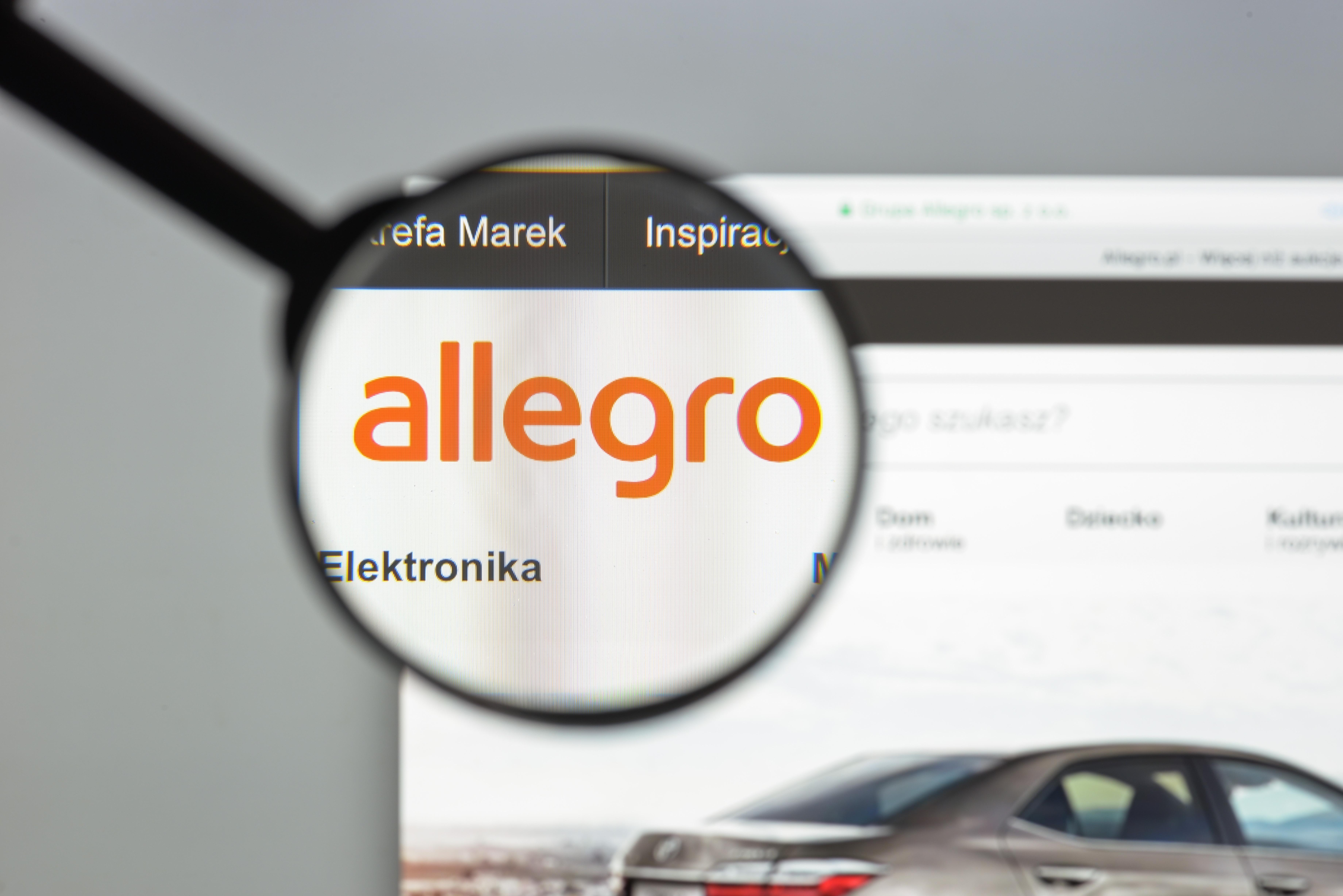 Allegro zamiast OLX? CyberRescue ostrzega!